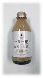生玄米甘酒 一日一糀(乳酸菌入)140ml